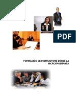 Formacion de Instructores Desde La Microenseñanza(1)