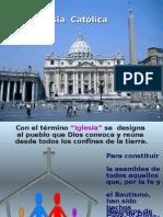 Diapositivas de Creo en la Iglesia