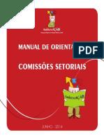 Manual Das Comissões