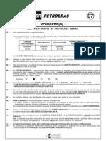 PROVA 07  - OPERADOR I[1] PETROBRAS
