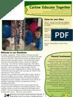 Newsletter 2010 February
