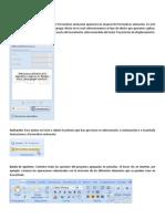 Funciones PowerPoint 2007