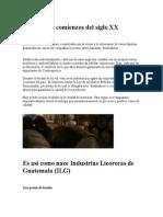 Industria Licorera de Guatemala