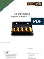 DP CashContreOr