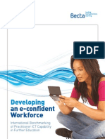 Developing an E-confident Workforce