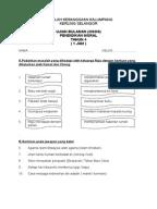 Documents similar to CONTOH SOALAN PJ PK TAHUN 32