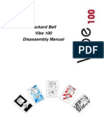 Vibe 100 Disassembly Manual