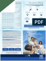 Travel Guard Brochure