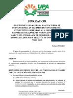BORRADOR CreacionEmpresasJovAgricultores 29-05-15