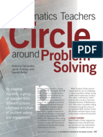 Mathematics Circle for Teachers