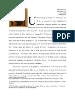 Giampietrino - Art History Final Essay