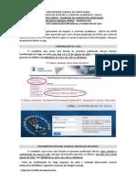 EDITAL 018/2015 DERCA - CHAMADA DE CANDIDATOS APROVADOS NO EDITAL 019/2015 PRPGP