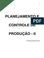 Apostila PCP II A