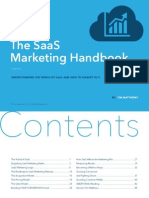 The Saas Marketing Handbook