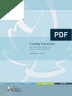 Losing Proposition