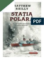 Matthew Reilly - Stația Polară