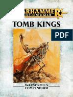 Warhammer Aos Tomb Kings Fr