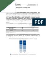 Puntaje Simce 2014_resumen Ejecutivo