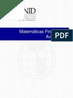 Matematica Financiera Avanzada