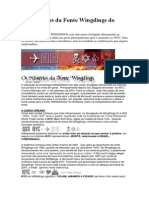 Wingdings - Os Mistérios da Fonte Wingdings do Windows