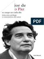 Lo Mejor de Octavio Paz