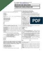 Exercicios-Substâncias-biológicas