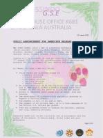 Australia Public Announcement Scan Full PDF 1
