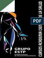 ESTP Revista Cursos 2015