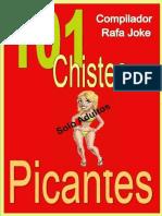 101 Chistes Picantes. en Espano - Desconocido