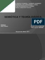 SEMIÓTICA Y TEORÍA DIÁDICA