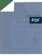 Alfred Cortot - Principes Elementaires de Technique Pianistique - Pour Debutants - Piano