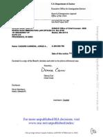 Jorge Arturo Cazarin Cabrera, A205 500 769 (BIA July 16, 2015)