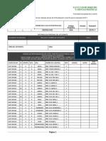 Formulario de inscripción de las materias del eje de Profundización (nivel 8) 2015-1
