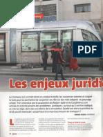 Les enjeux juridiques du tramway Par Jaouad ASSEM -Asma Assurances Berrechid