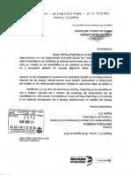 Carta de Min Justicia