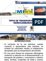 Presentacion Ref. Tipos de Transporte