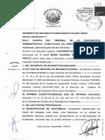 75-2011INCONSTITUCIONALIDADENCASOCONCRETO-IUSI