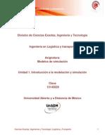 Unidad 1. Introducción a la modelación y simulación-2