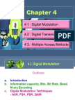 Chapter 4 Digital Mod_Part 1