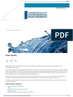 Water Quality - Environmental Measurement Systems