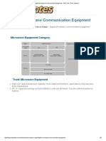 Digital Microwave Communication Equipment - ODU, IDU, Dish, Antenna.pdf