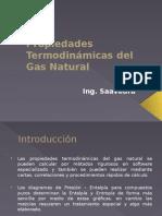 Propiedades Termodinámicas Del Gas Natural