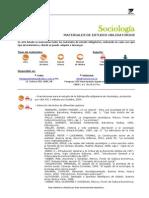 Sociología Bibliografía 2 2015