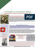 Svizzera e Neutralità Nel Secondo Conflitto