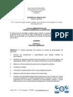 Acuerdo 10371 Descongestion