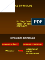 Clase Paraquat