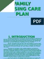 Family Nursing Care Plan