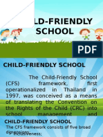 CHILD-FRIENDLY SCHOOL