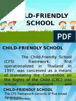 CHILD-FRIENDLY SCHOOL