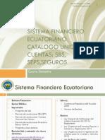Catálogo Unico de Cuentas SBSSEPSSEGUROS